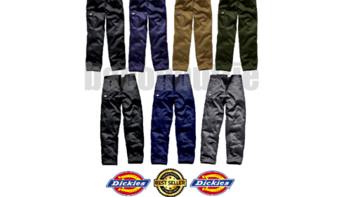 Dickies Knee Pad Work Trousers